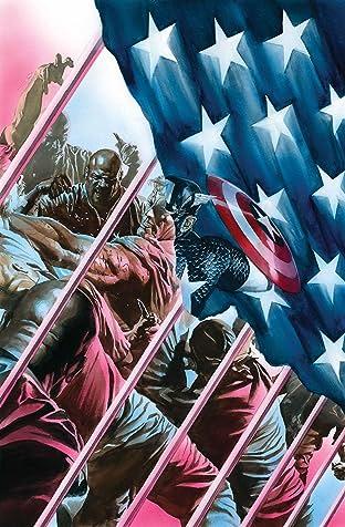 Captain America (2018-) #9