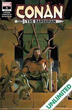 Conan The Barbarian (2019-) #4