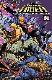 Cosmic Ghost Rider Destroys Marvel History (2019) #1 (of 6)