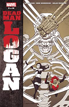 Dead Man Logan (2018-2019) #5 (of 12)