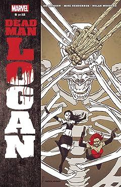 Dead Man Logan (2018-2019) #5 (of 12)