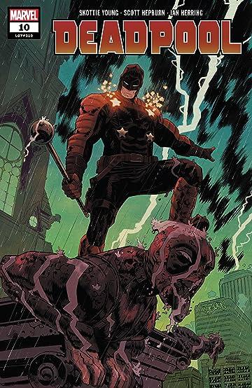 Deadpool (2018-2019) #10