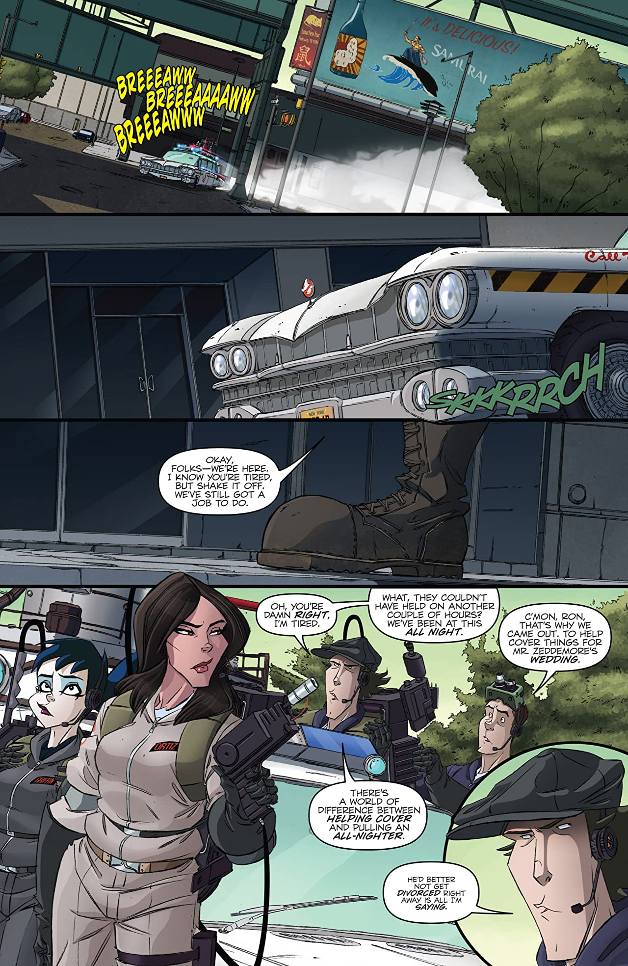 Ghostbusters (2013-2014) #13