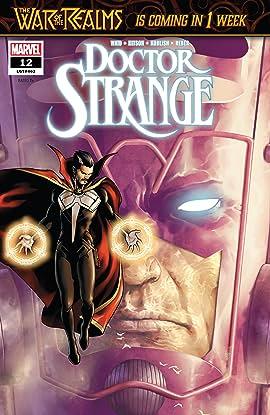 Doctor Strange (2018-2019) No.12