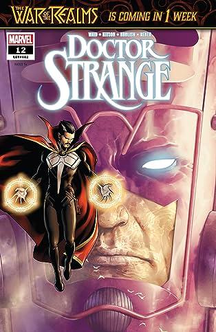 Doctor Strange (2018-2019) #12