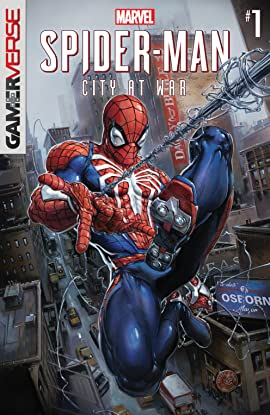 Marvel's Spider-Man: City At War (2019) #1 (of 6)