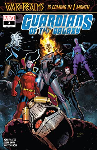 Guardians of the Galaxy (2019-) No.3