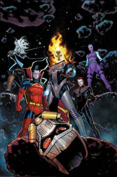 Guardians of the Galaxy (2019-) #3