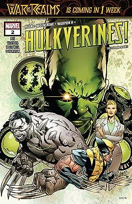 Hulkverines (2019) #2 (of 3)