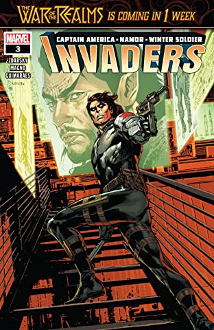 Invaders (2019-) No.3