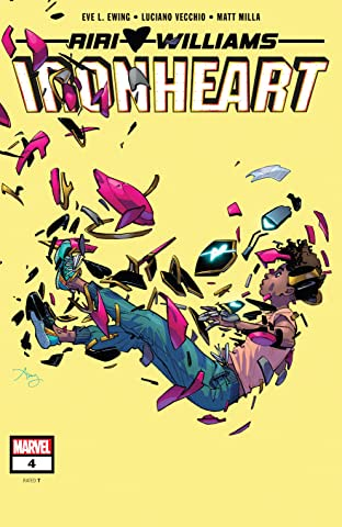 Ironheart (2018-) No.4