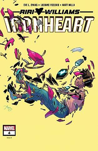 Ironheart (2018-) #4