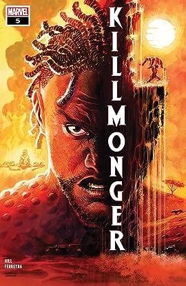 Killmonger (2018-) #5 (of 5)
