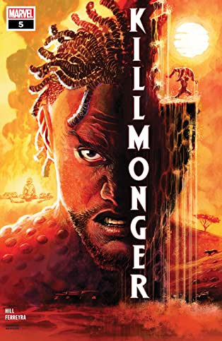 Killmonger (2018-2019) #5 (of 5)