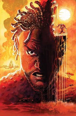 Killmonger (2018-) #5 (of 4)