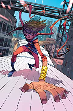 Magnificent Ms. Marvel (2019-) #1