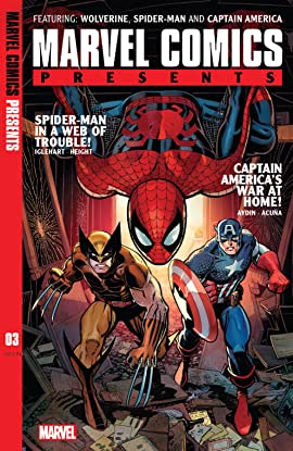 Marvel Comics Presents (2019) #3