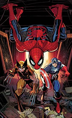 Marvel Comics Presents (2019-) #3