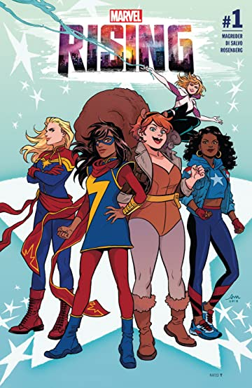 Marvel Rising (2019) #1 (of 5)