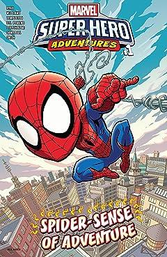 Marvel Super Hero Adventures: Spider-Man – Spider-Sense Of Adventure (2019) #1