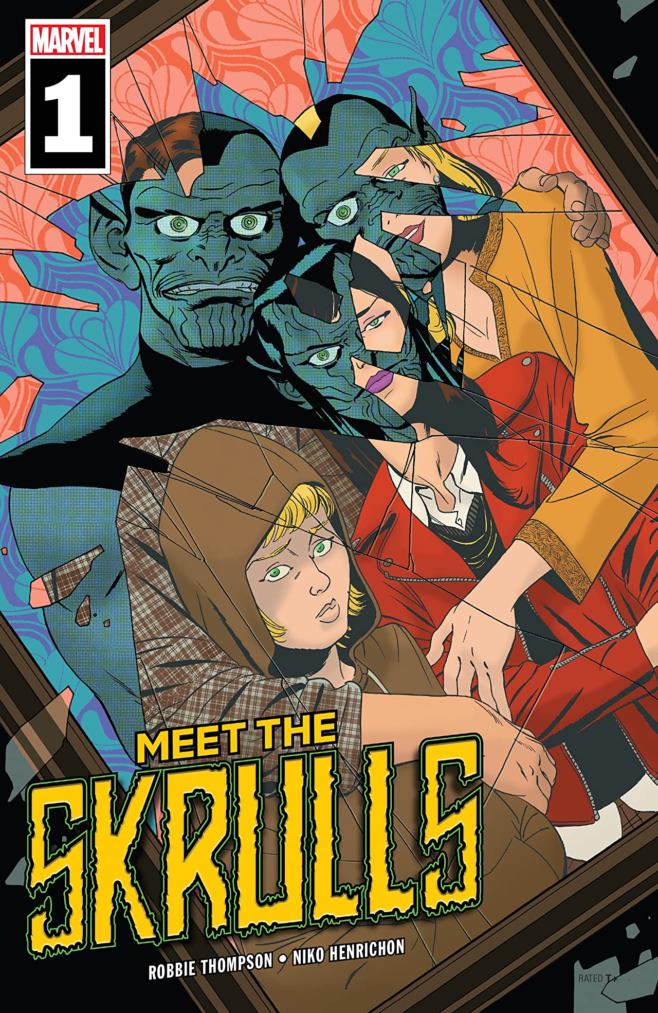 Meet The Skrulls (2019) No.1 (sur 5)