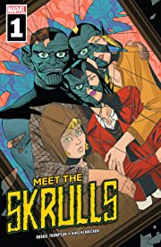 Meet The Skrulls (2019) #1 (of 5)