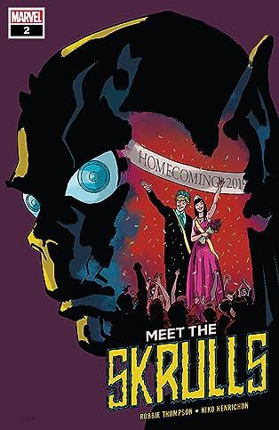 Meet The Skrulls (2019) #2 (of 5)
