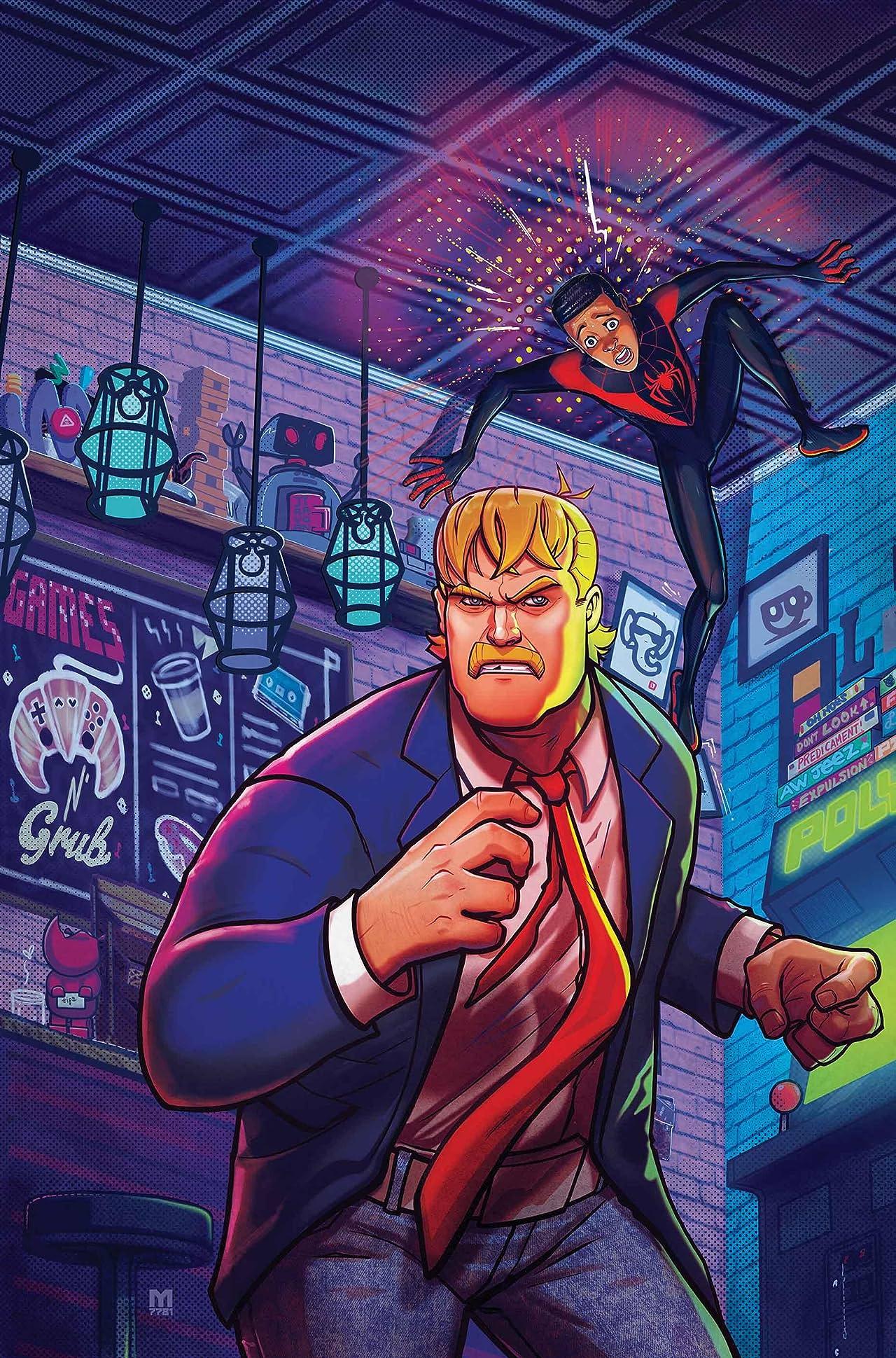 Miles Morales: Spider-Man (2018-) #4