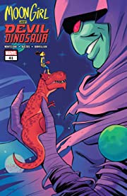 Moon Girl and Devil Dinosaur (2015-) #41