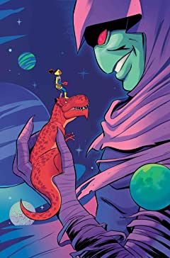 Moon Girl and Devil Dinosaur (2015-) #41