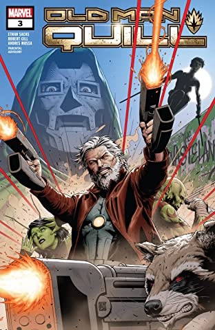 Old Man Quill (2019-) No.3 (sur 12)