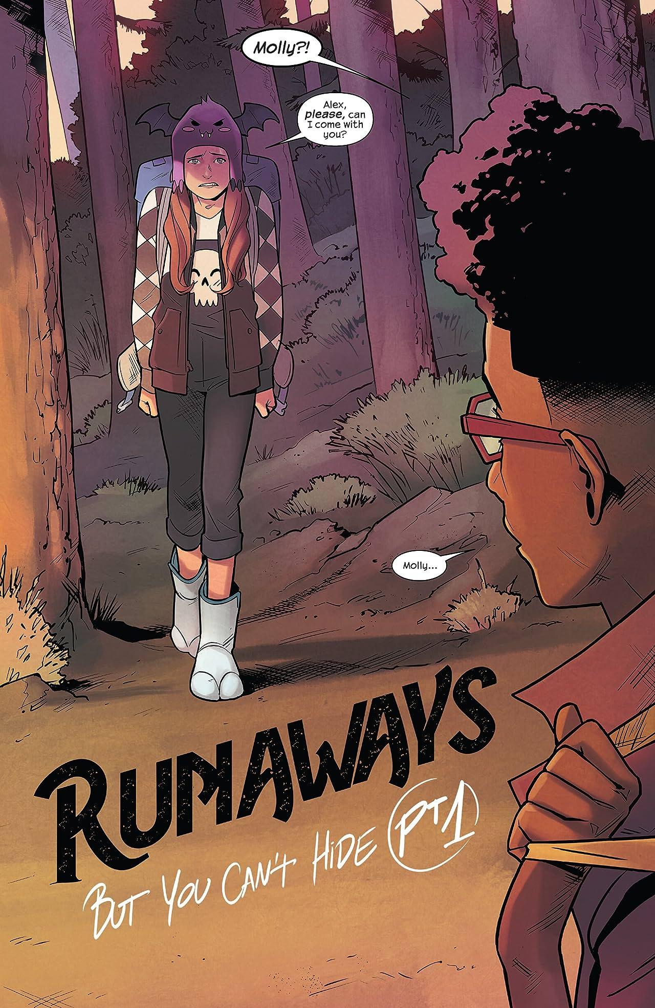 Runaways (2017-) #19