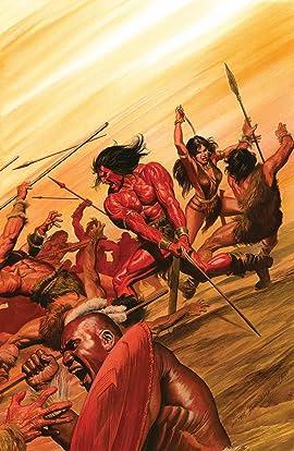 Savage Sword Of Conan (2019-) #3