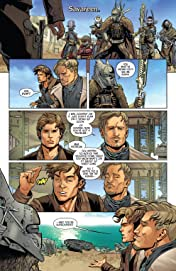 Solo: A Star Wars Story Adaptation (2018-2019) #6 (of 7)