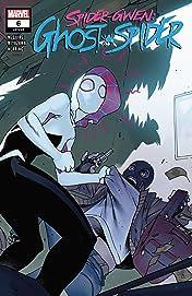 Spider-Gwen: Ghost-Spider (2018-) No.6