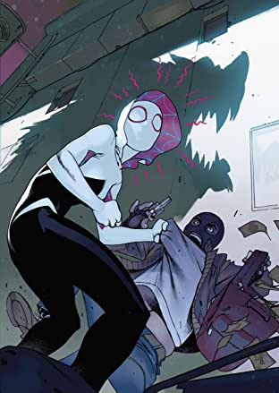 Spider-Gwen: Ghost-Spider (2018-) No.6