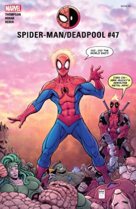 Spider-Man/Deadpool (2016-2019) #47