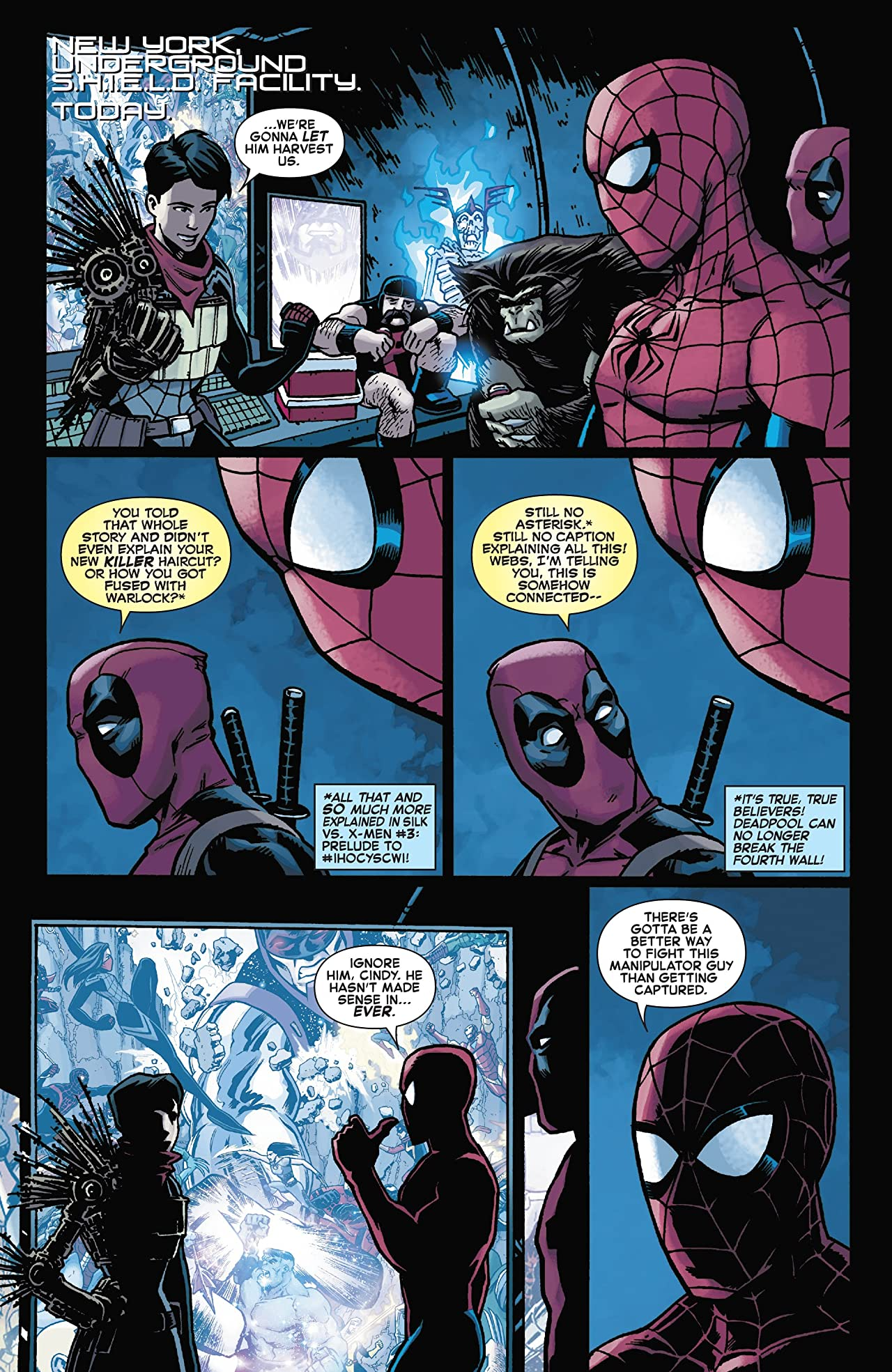 Spider-Man/Deadpool (2016-) No.47