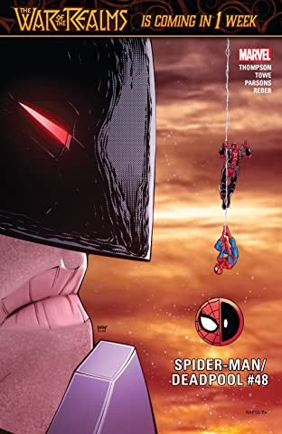 Spider-Man/Deadpool (2016-2019) #48