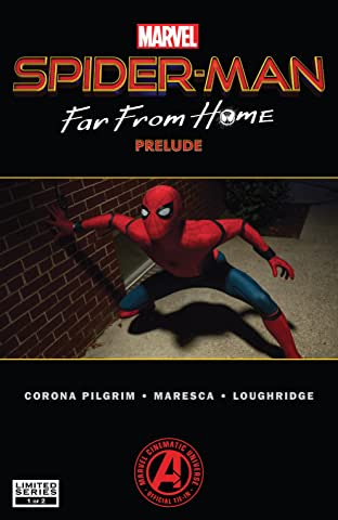 Spider-Man: Far From Home Prelude (2019) #1 (of 2)