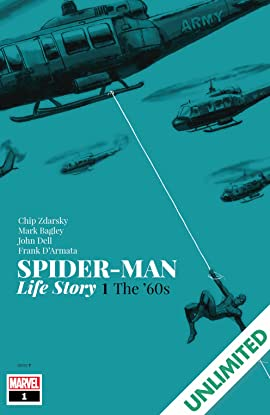 Spider-Man: Life Story (2019) #1 (of 6)