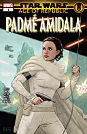 Star Wars: Age Of Republic - Padme Amidala (2019) #1
