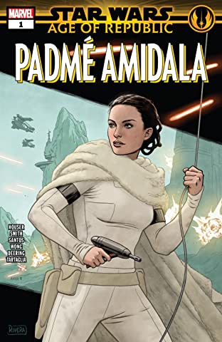 Star Wars: Age Of Republic - Padme Amidala (2019) No.1