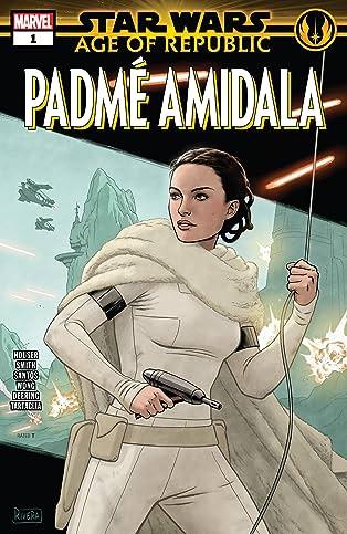Star Wars: Age Of Republic - Padme Amidala (2019) #1
