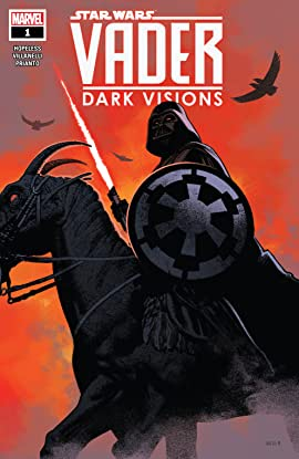 Star Wars: Vader - Dark Visions (2019) #1 (of 5)