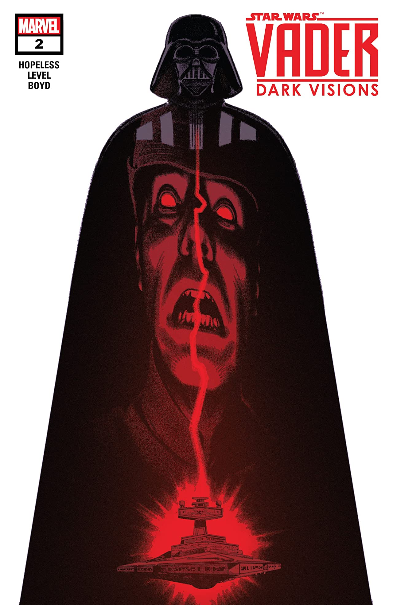 Star Wars: Vader - Dark Visions (2019) #2 (of 5)