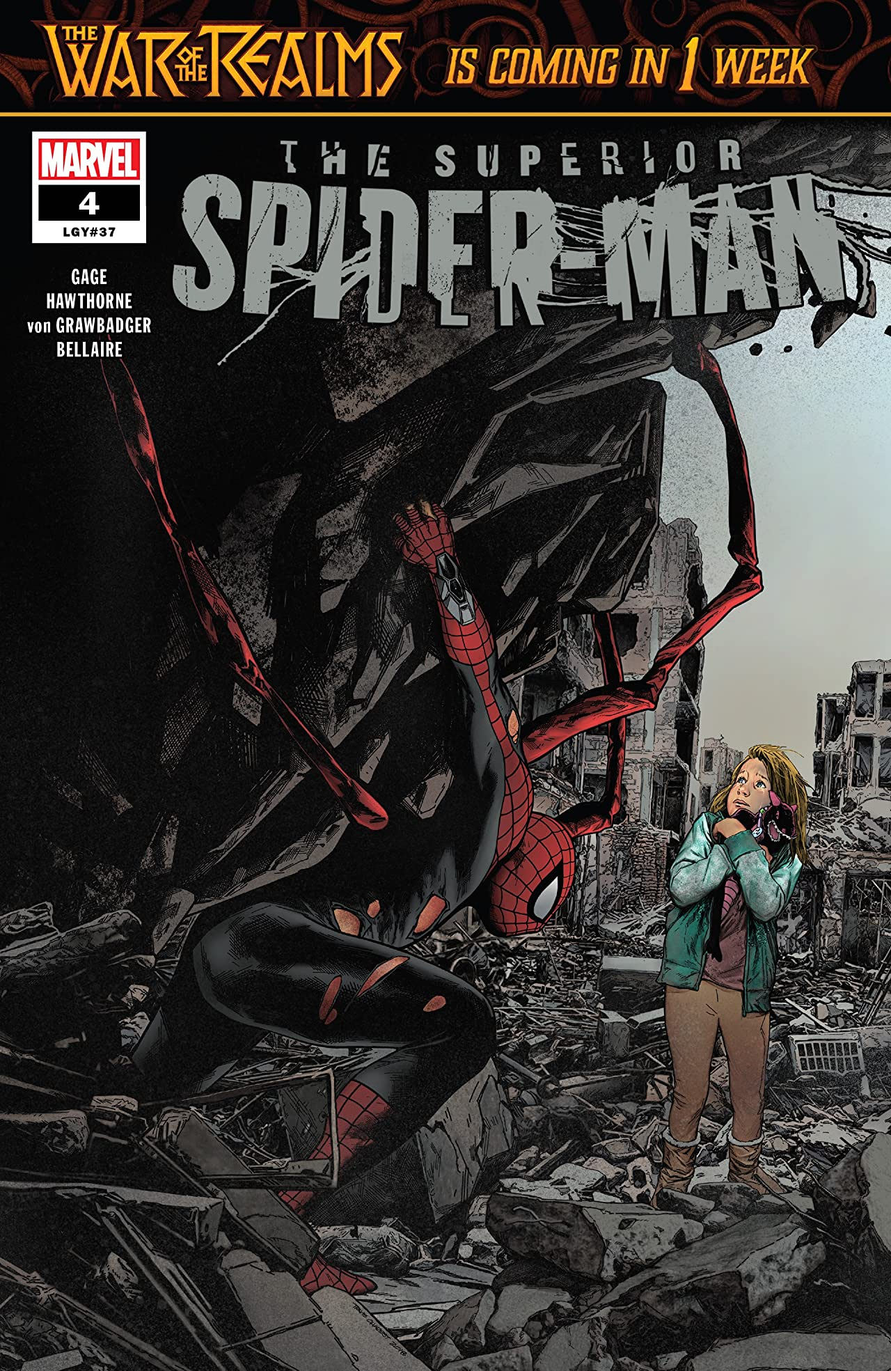 Superior Spider-Man (2018-) No.4