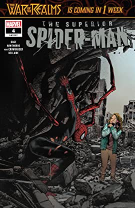Superior Spider-Man (2018-) #4