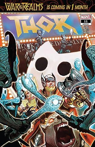 Thor (2018-2019) #11