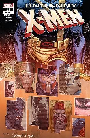 Uncanny X-Men (2018-) #13